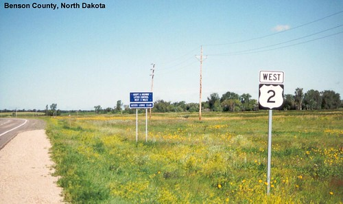 Benson County ND