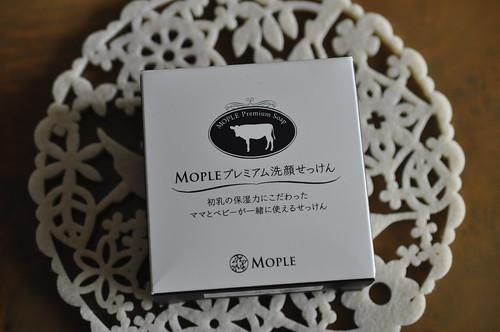 初乳 MOPLEプレミアム洗顔石鹸