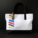 Plastidipped Tote Bag