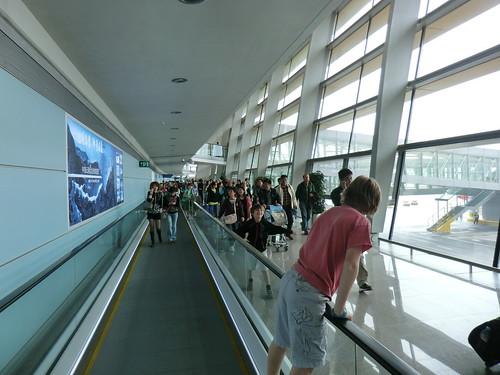 昆明長水国際空港