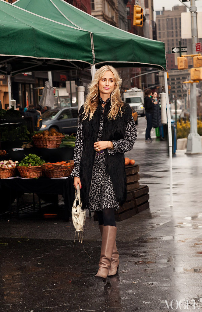 yves-sain-laurant-vintagedress, margiela boots