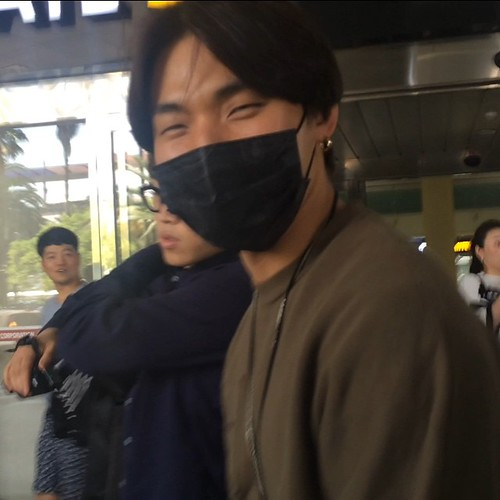 Big Bang - Jeju Airport - 19may2015 - Dae Sung - heyomma - 01