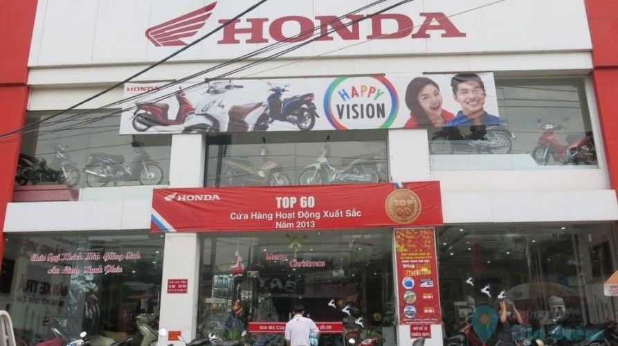 Head Honda Tường Nghiêm Nha Trang