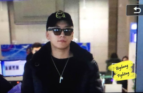 Big Bang - Incheon Airport - 07dec2015 - BigbangFighting - 06