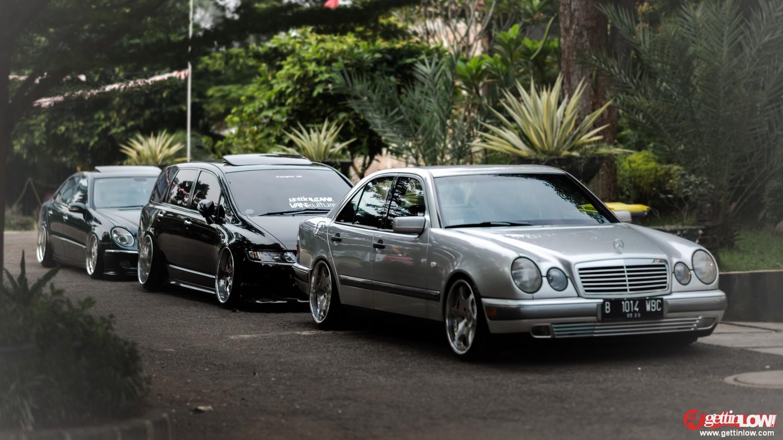 Ekitambo Mercedes-Benz W210