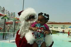 Santa's Fun 'N' Sun Smash- U.S. Army Garrison Humphreys, South Korea -  13 August 2016