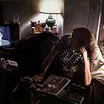 WomanAndCat(Acrylic_1986)1000web