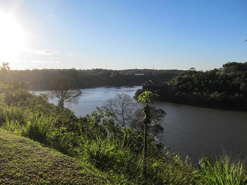 Puerto Iguazu: le Rio Iguazu