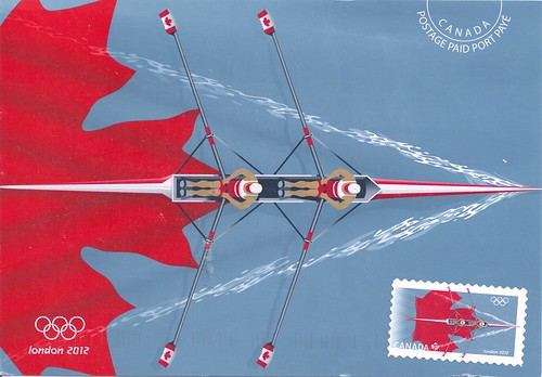 Canada Olympic 2012 Rowing