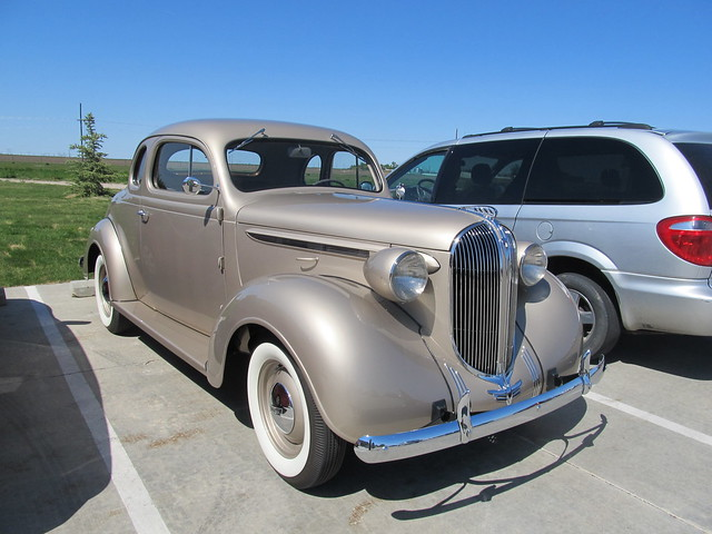 38 Plymouth Coupe 0 Champaigne Flickr Photo Sharing