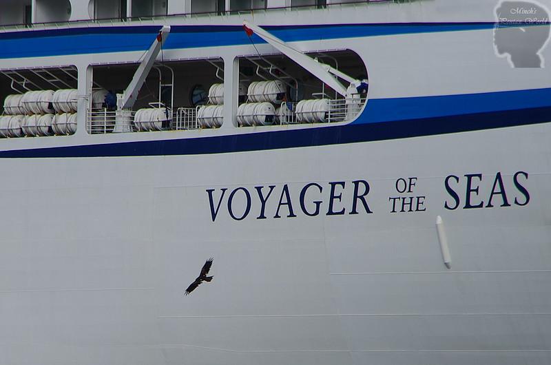 亞洲最大 VOYAGER of the SEAS 縮時攝影 (更新HD版)