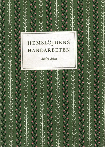 1950s Swedish embroidery