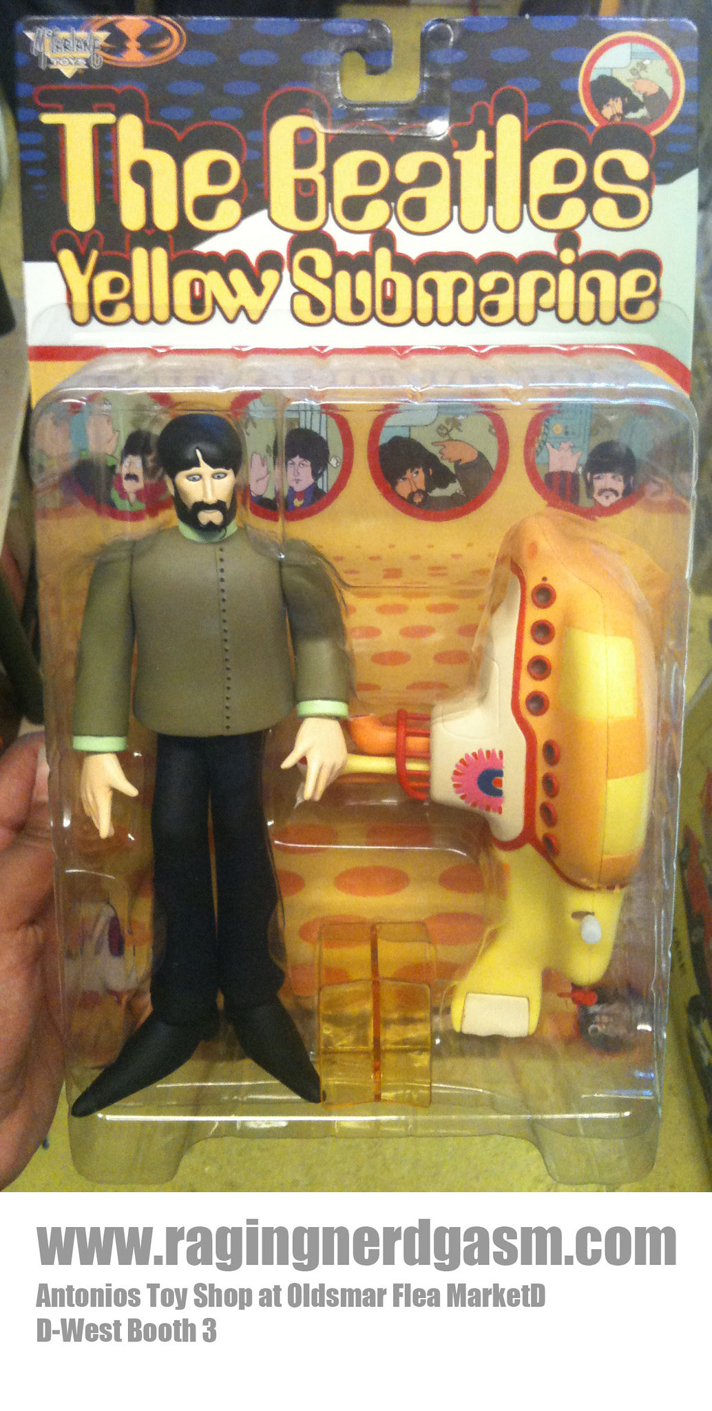 Mc Farlane ToysThe Beatles Yellow Submarine 012