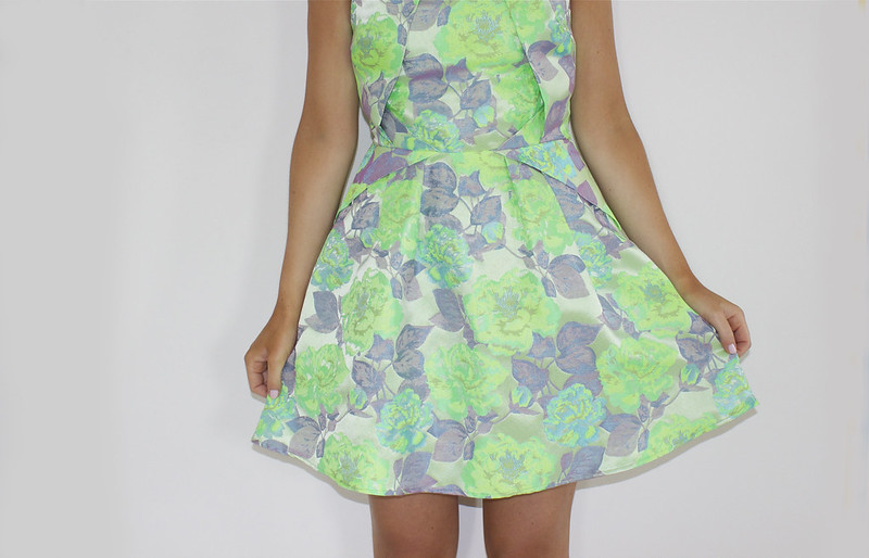 wedding outfit topshop dress