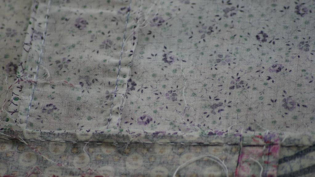 First Quilt, 1996, Detail