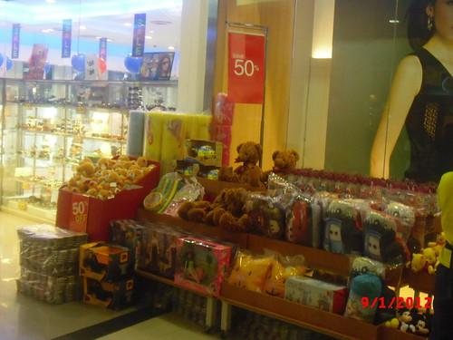 SM City Manila 3 Day Sale KNT 20
