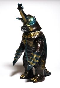 Marusan Releases new G'54 and Megalon Figures in Anticipation of