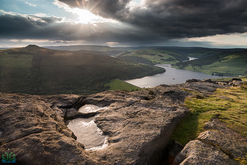 Bamford Edge Storms