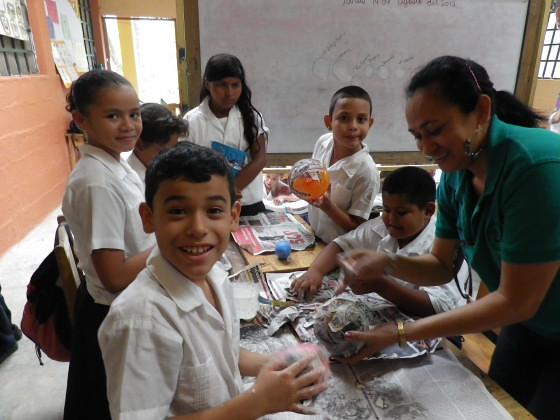 地球の裏側プロジェクト in ホンジュラス ~子供たちに勉強する環境と笑顔を〜_画像09