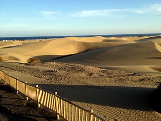 Gran Canaria - Maspalomas Dunes' Sunset