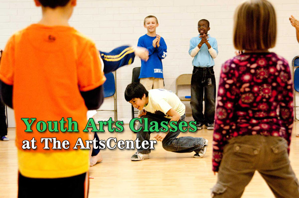 Youth arts classes
