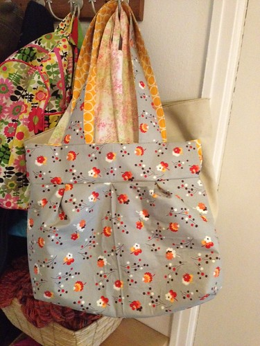 Wasp Bag Finished!