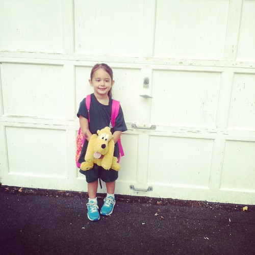 first day of prek4