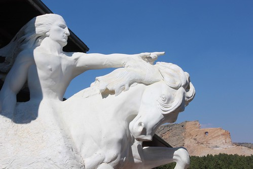 Day 33: Crazy Horse Monument and Mount Rushmore.