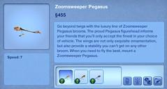 Zoomsweeper Pegasus
