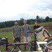 The Somerville Trio, fed and partially dried by somervillebikes