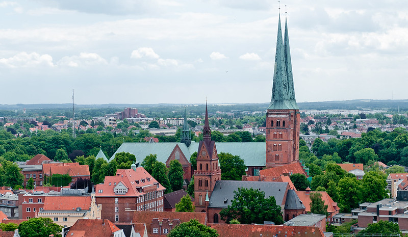 吕贝克(Lubeck), Germany