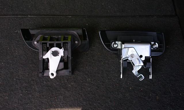 Rear door handle broken - hellllllllllp! - Page 2 - Nissan