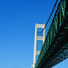 Mackinac Bridge by (joan)