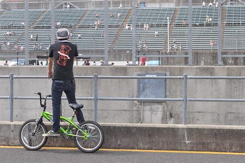 BMX in Circuit
