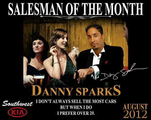Salesman of the Month