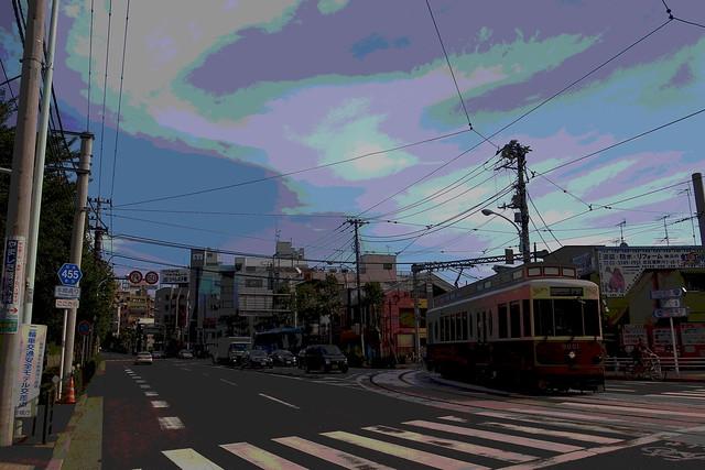 TODEN ARAKAWA-Line