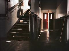 Gabriel Teague - Hallway