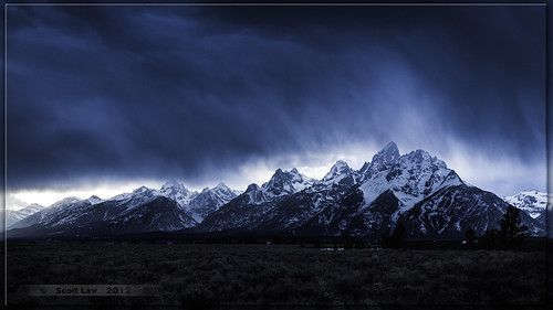 Teton Weather by Just Used Pixels