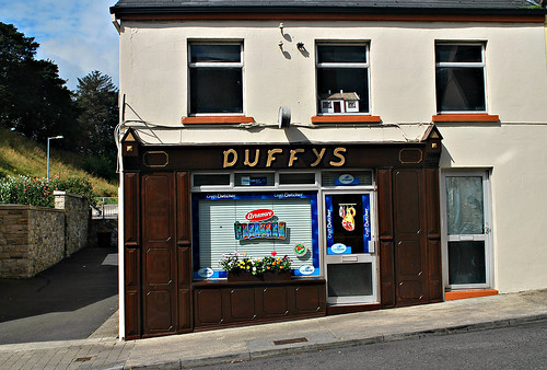 Duffy's Butcher's, Main Street, Kilkelly