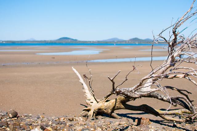 Seaside near Bowen, Australia