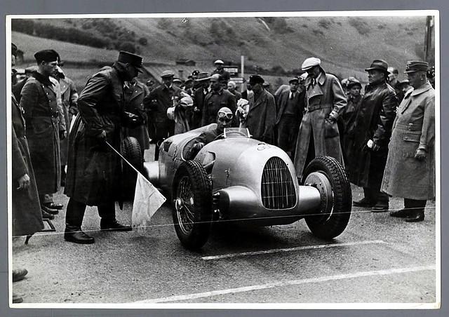 1938 AutoUnionTyp C