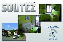 Vyhlášení vítěze pobytu pro dvě osoby v luxusním apartmánu přímo u lanovky v Nassfeldu