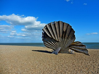 The Scallop, Aldeburgh