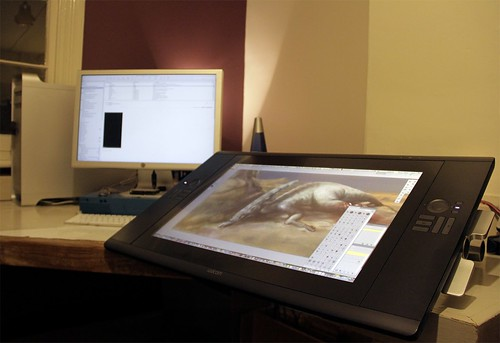 Cintiq 24HD Pen Display
