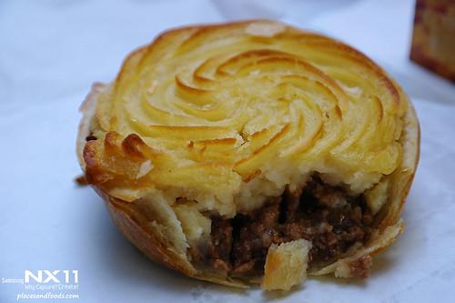 salamanca bakehouse minced beef pie