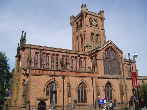 St John the Baptist, Coventry