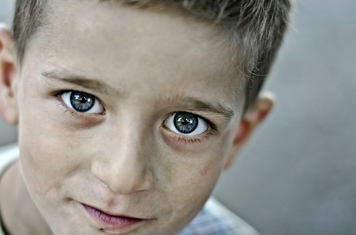 "nikon d5100 child eyes nikkor 50mm f18g nikond5100 nikkor50mmf18g primelens eyesofchild lookmyeyes childseyes beautifuleeyes blueeyes ""flickraward"" azerbaijan baku quba 18 f18 50mmf18g prime photo childphotography bokeh baby anxious flickraward5 flickraward"