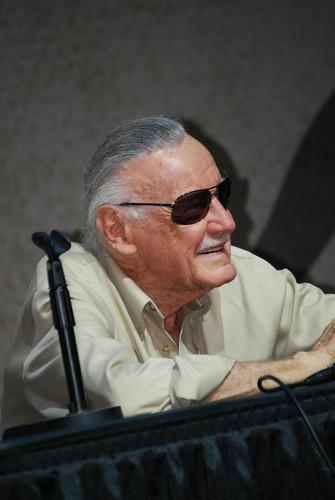 Stan Lee @ Comikaze Expo 2012