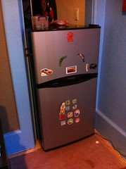 Mik's New Fridge