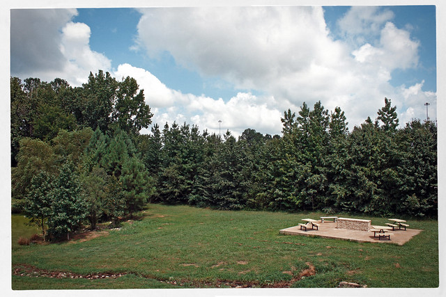 Picnic Area, I-20, Georgia